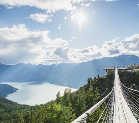 Bridge Sky to Highway Gondola