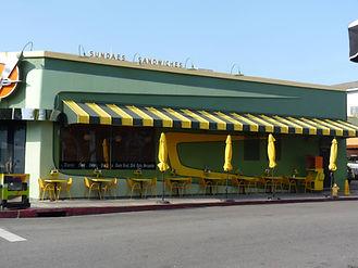 Diner Los Angeles