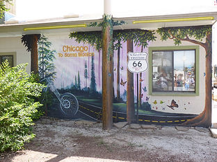 Route 66 Californie