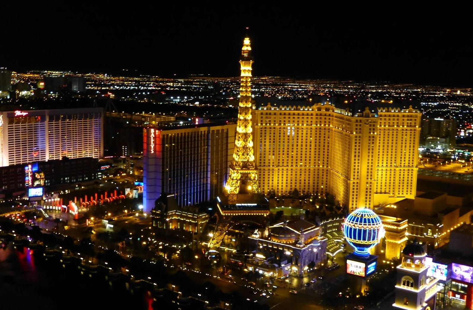 Vue du Bellagio Las Vegas