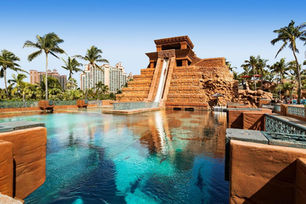 Complexe Atlantis pyramide