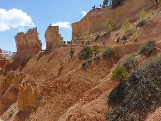 Randonnée Bryce Canyon