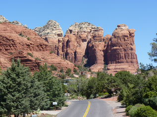 Route Us89 Sedona