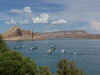 Marina de Wahweap Lake Powell