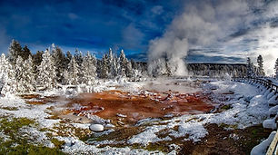 Yellowstone Park National