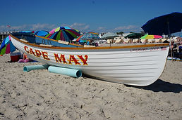 Cape May dans le new jersey