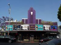 Quartier de Los Feliz theatre Vista.