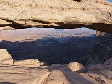 Parc d Canyonlands région de Moab