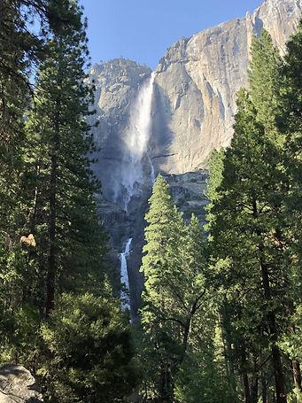 Chutes Yosemite Californie