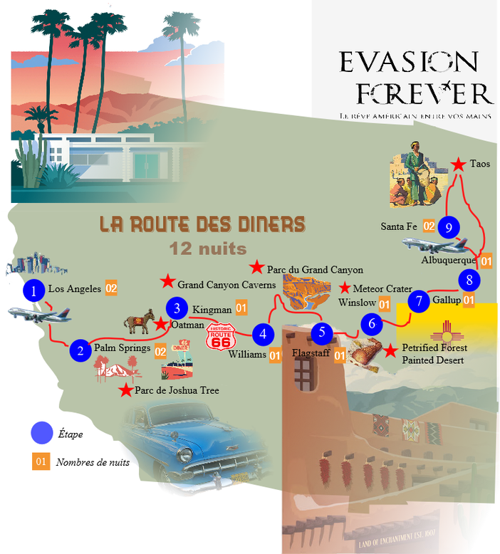 New Carte circuit la route des diners.pn