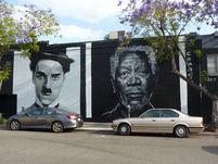 Fresque 1 Los Feliz Los Angeles