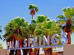 Palm Springs Californie