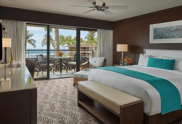 Romantisme dans l'archipel d'Hawai