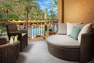 Chabre de luxe au Phoenician à Scottsdale Arizona