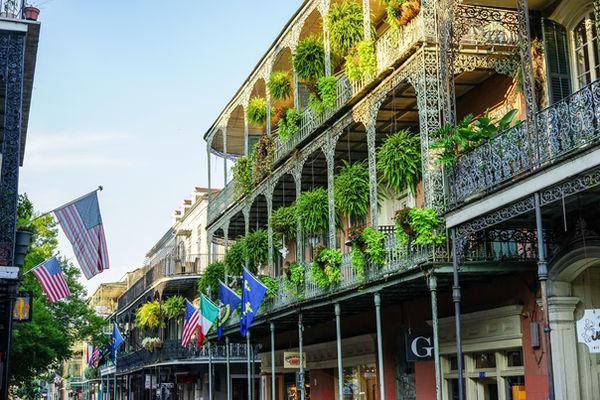 French Quarter New Orleans Evasion Forever