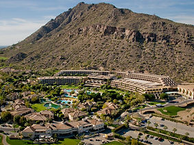 Phoenician à Scottsdale Arizona