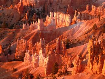 Parc National de Bryce Canyon avec ses Hoodoos , circuit il était une fois l'Ouest avec Evasion Forever