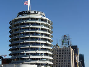 Capitol records hollywood