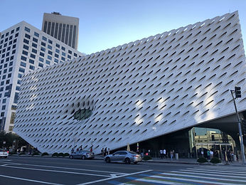 The Broad Los Angeles downtown