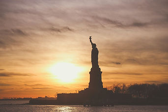Statue of liberty, New York avec evasion forever