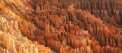 Vue des Hoodoos Bryce Canyon