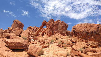 Vue Valley of Fire