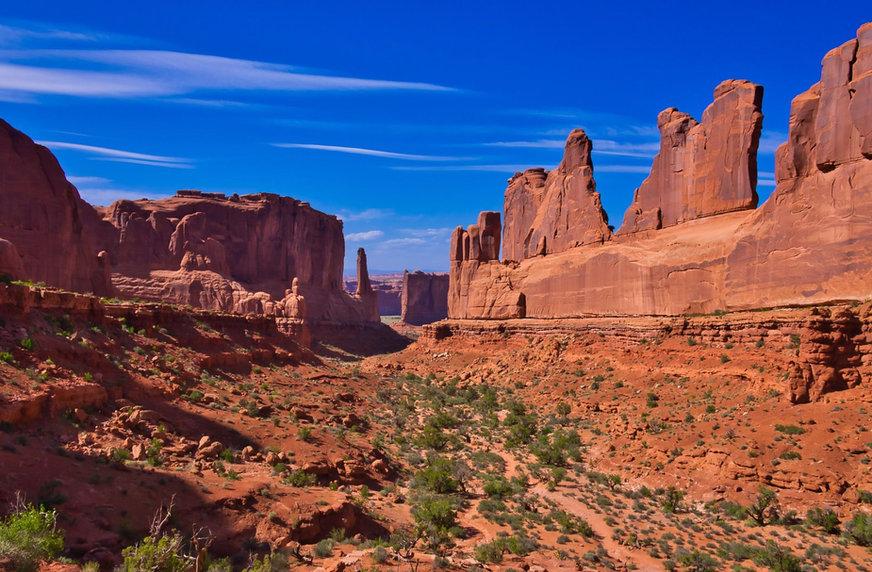 Moab, NP des Arches
