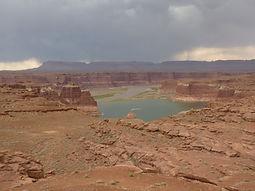 Glen Canyon area