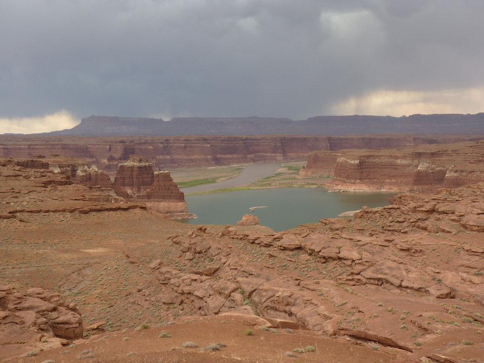 Glen Canyon area en Utah