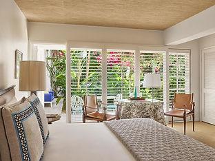 Chambre au Parker hôtel palm Springs