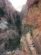 Trail Angels Landing