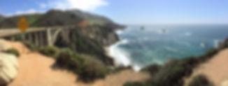 La route californienne numéro 1n