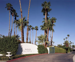 Parker hôtel Palm Springs