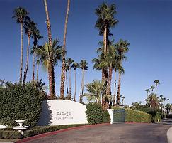 Parker hôtel Palm Springs