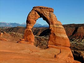 Delicate Arches Parc National des Arches en Utah