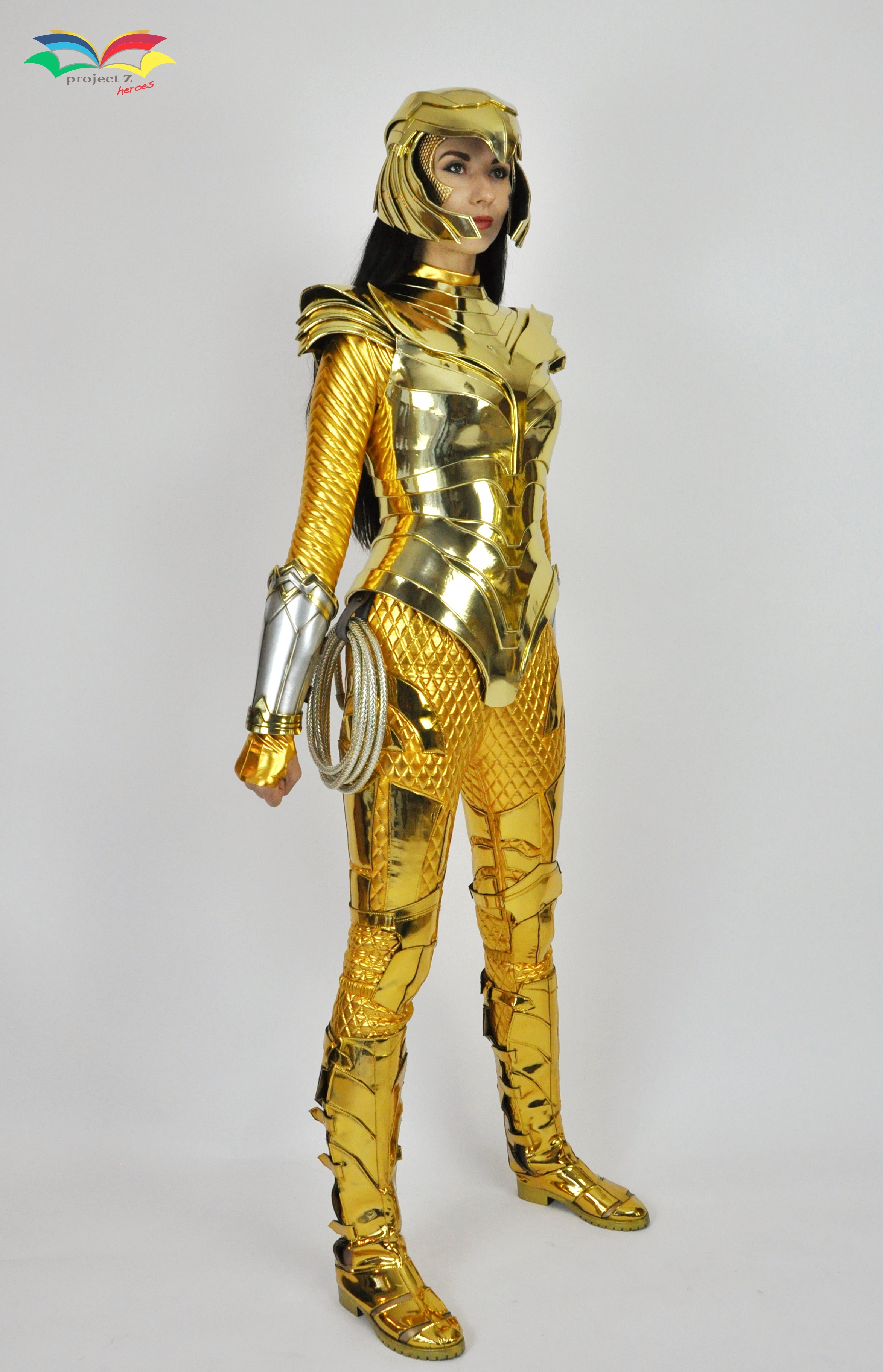 ชุดซุปเปอร์ฮีโร่ ชุด Wonder Woman 1984 S