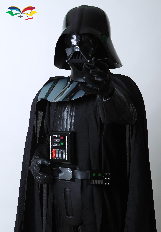 Darth Vader costume act2