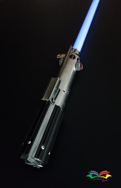 Rey Star Wars lightsaber