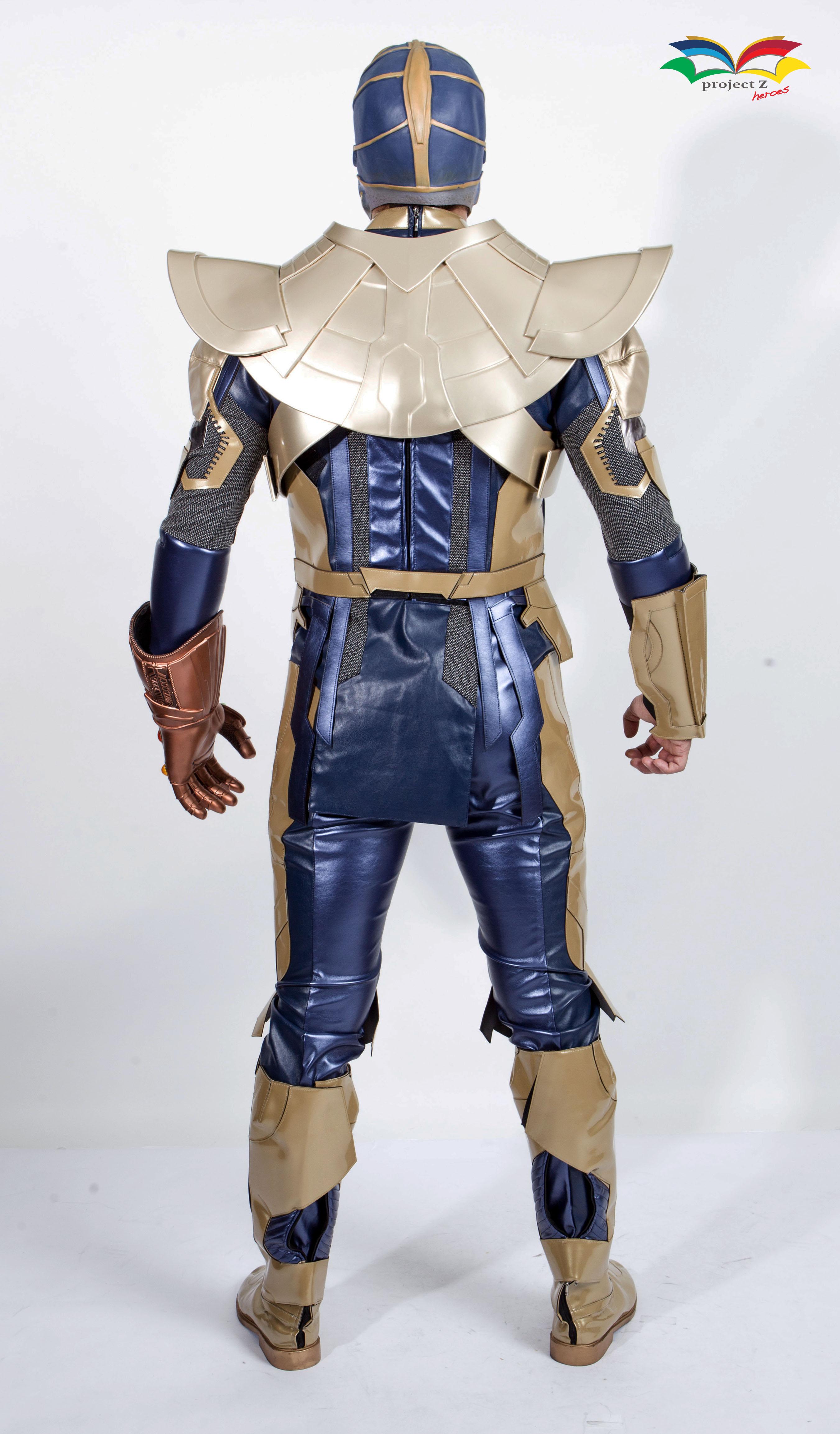 ชุดซุปเปอร์ฮีโร่ทาโนส Thanos infinity wa