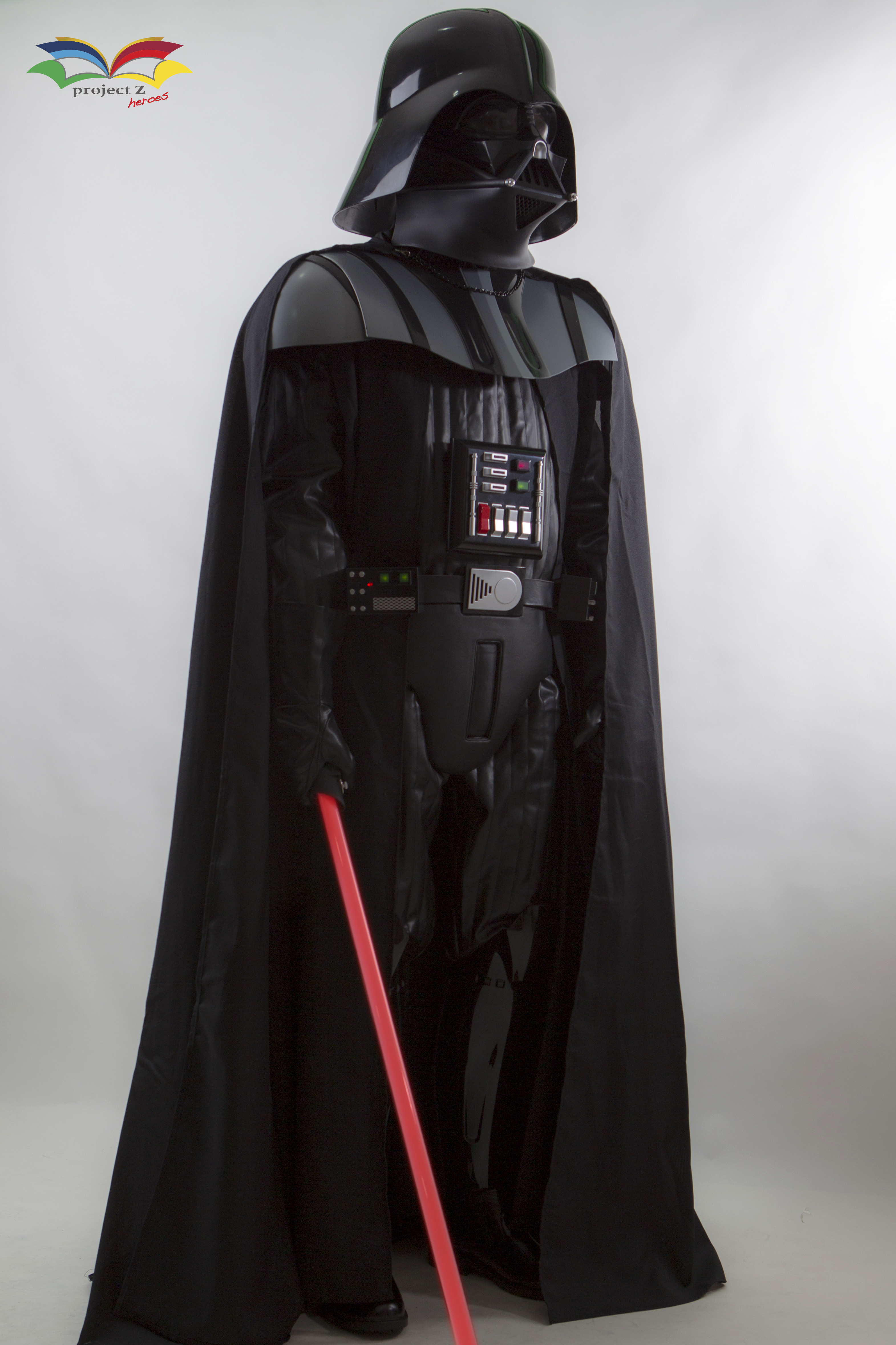 Darth Vader costume fullbody side