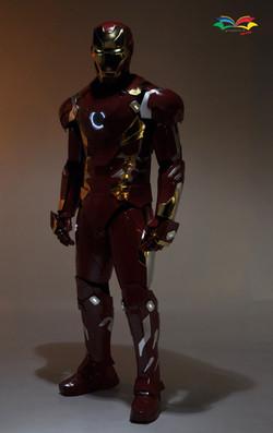 Ironman Costume full light