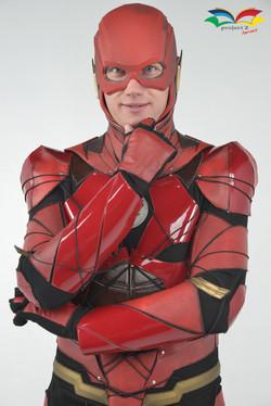 ชุดซุปเปอร์ฮีโร่ Superhero Costume Flash