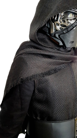 Kylo Ren costume closeup 1