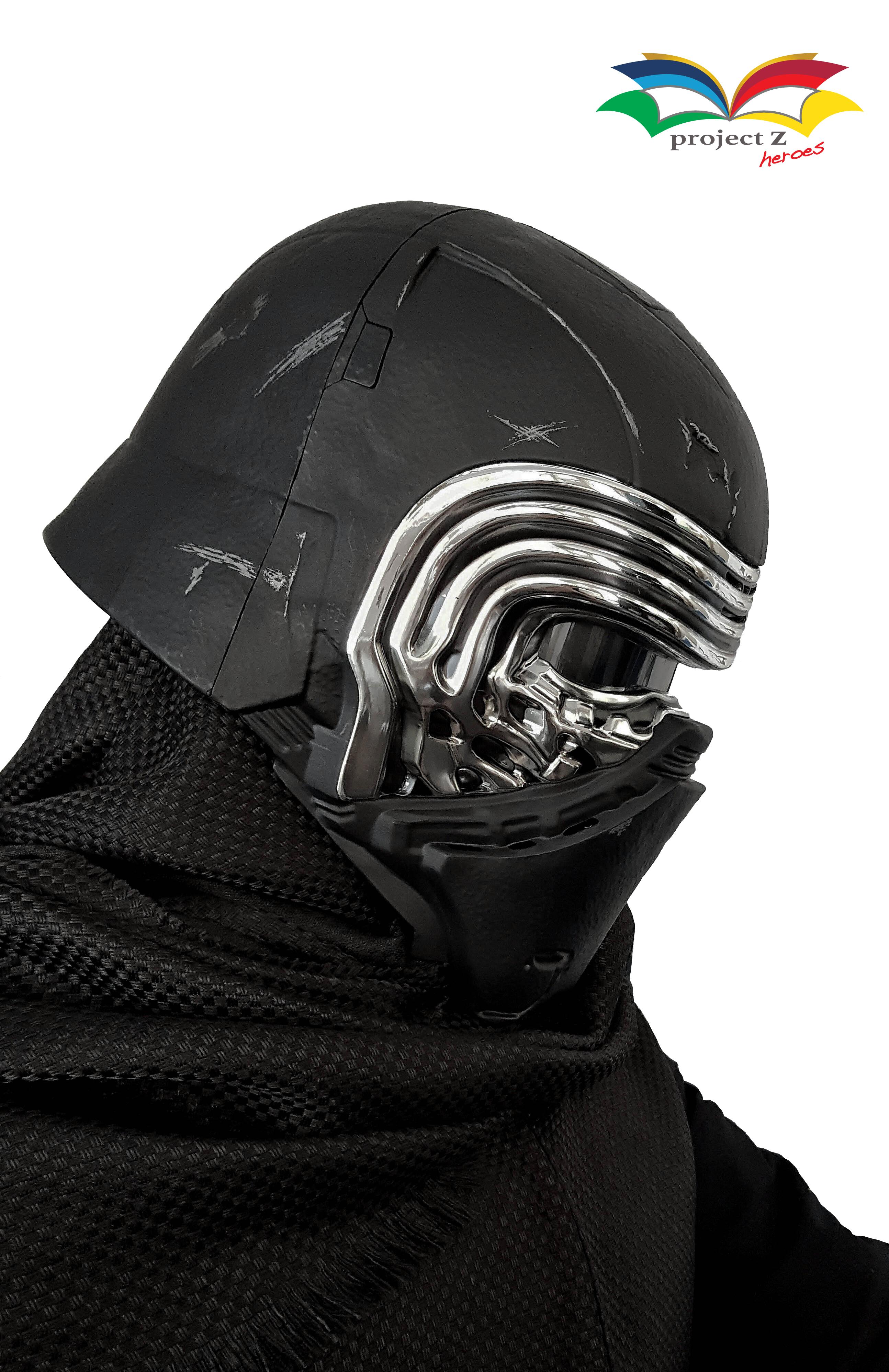 Kylo Ren costume full helmet
