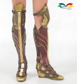 ชุดซุปเปอร์ฮีโร่ Superhero Costume Wonde