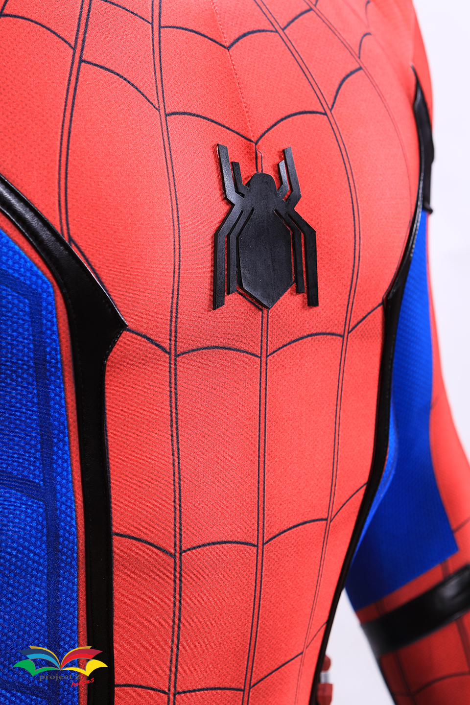 Spiderman homecoming costume emblem
