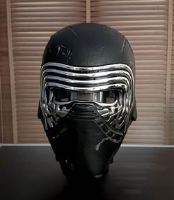 Kylo Ren Costume Helmet front