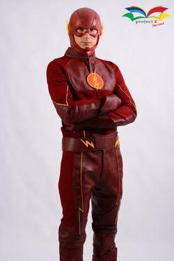 Flash costume 2