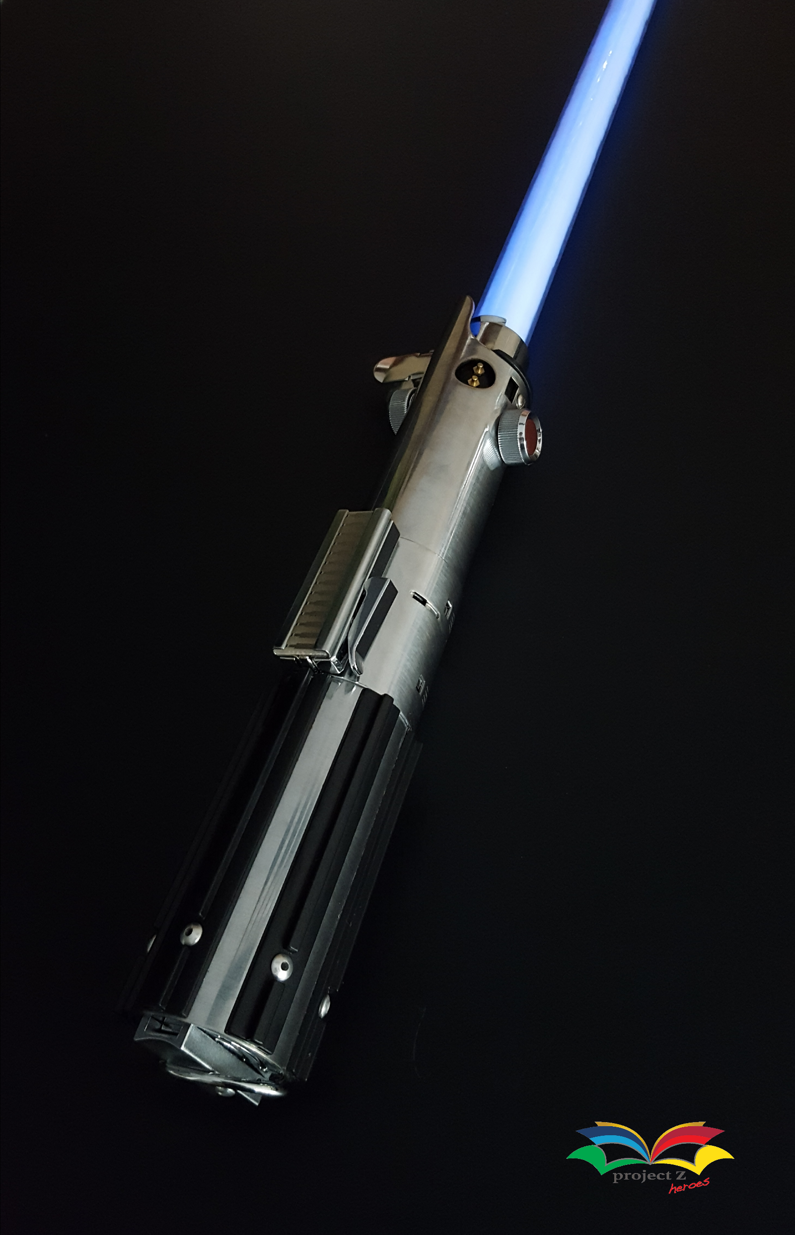Rey Star Wars lightsaber