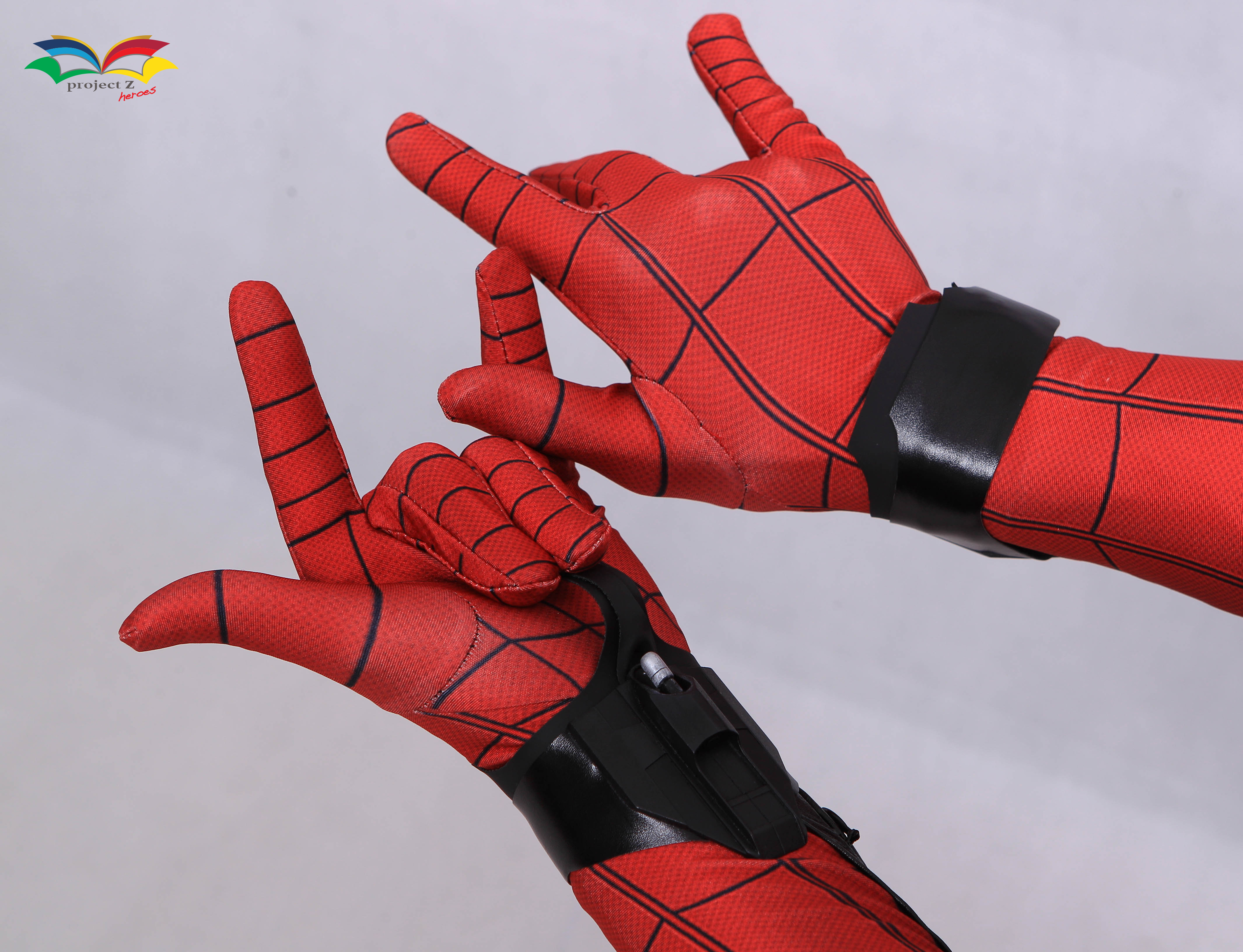 Spiderman homecoming costume webshooter